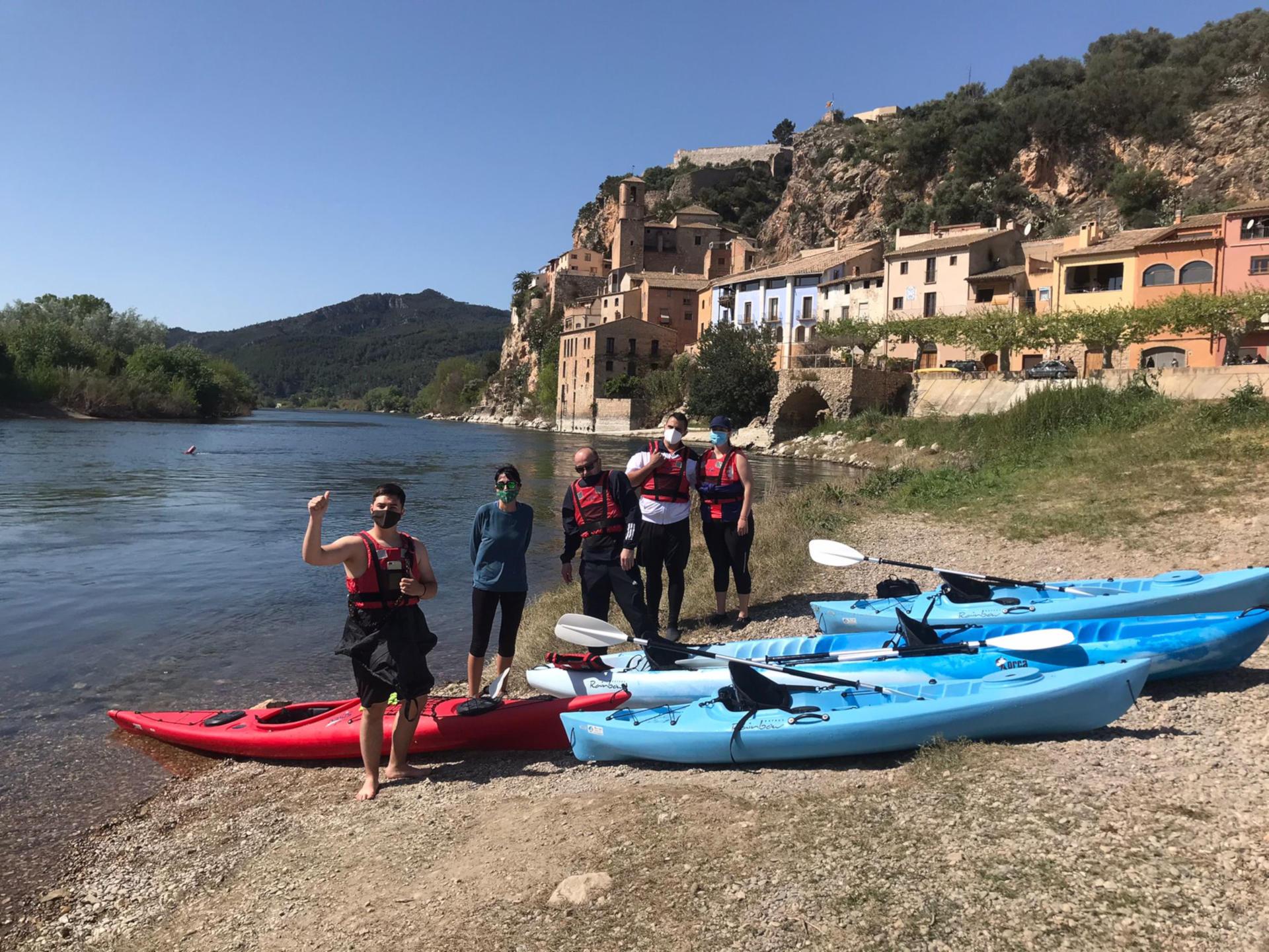 Miradventure Kayaks Riu Ebre