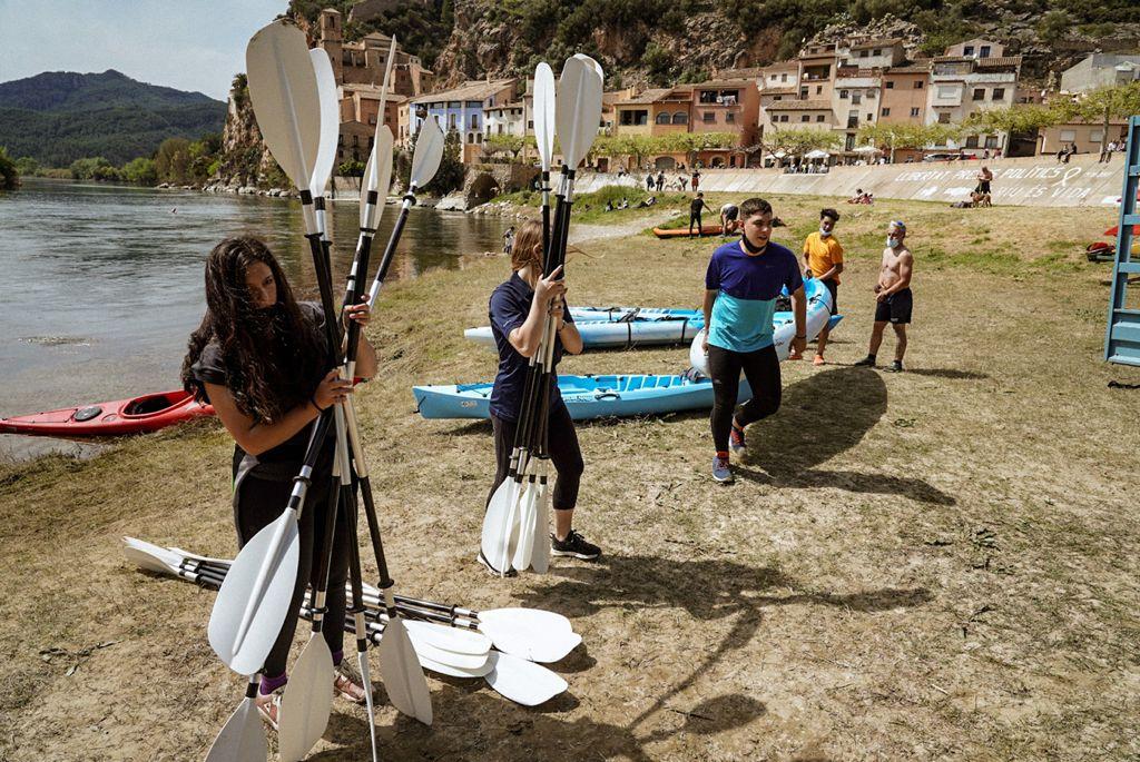 Miradventure Kayaks Miravet